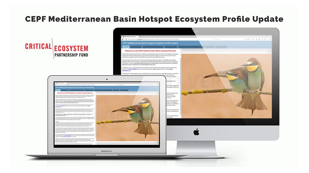 Ažuriranje CEPF-om Ekosistem Profil Mediteranskog Bazena