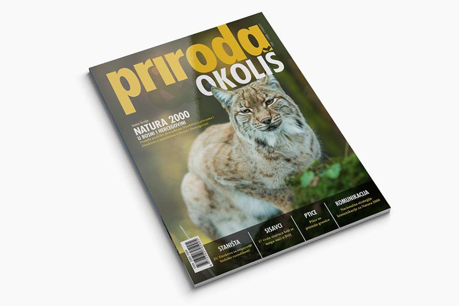 ČasopisPriroda i okoliš No.1