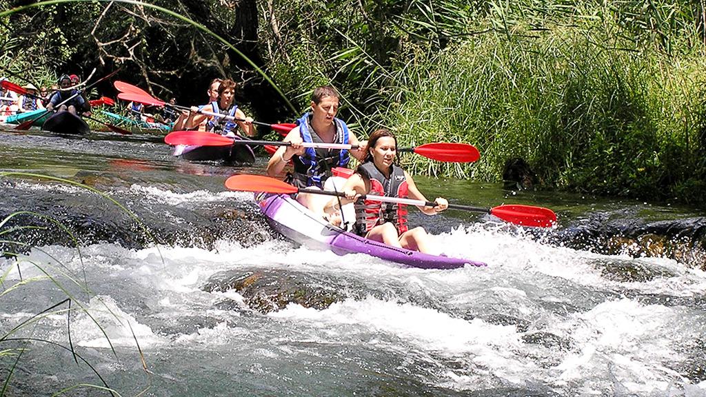 Kanu Safari Na Rijeci Trebižat