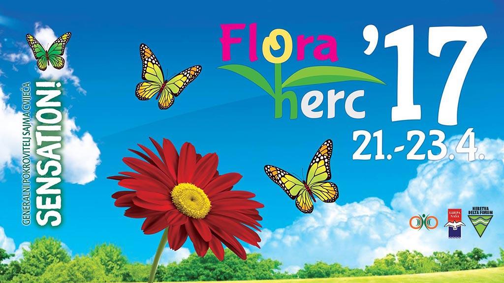 Sajam Cvijeća Flora Herc 2017