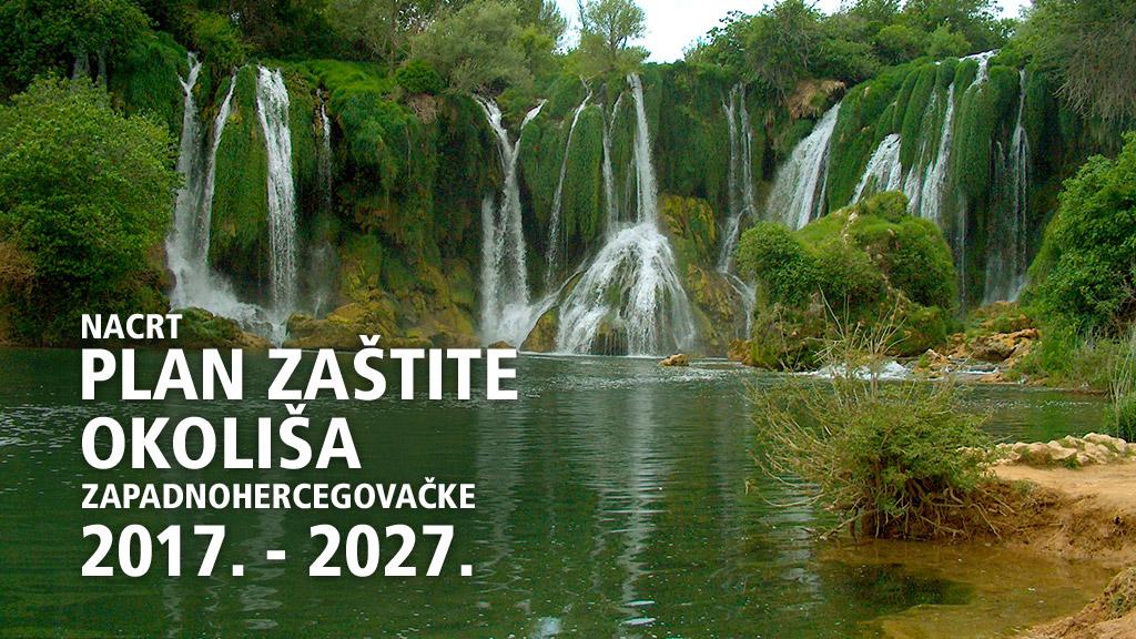 Javna rasprava o Nacrtu Plana zaštite okoliša ŽZH, petak 12.5.2017.