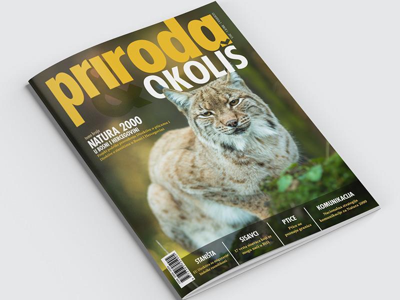 Časopis Priroda i okoliš No. 1